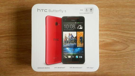 HTC  BUTTERLY S