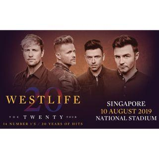 Westlife Concert 2019