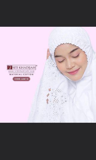Siti Khadijah Lambaian Telekung Authentic