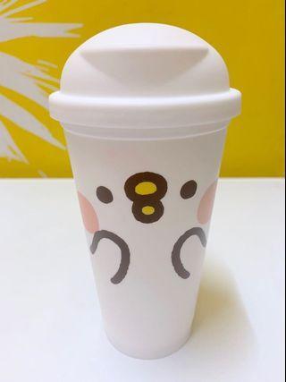 ❗️新❗️P助 環保杯 (Mister Donut x Kanahei)