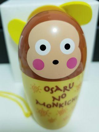 九成新Sanrio馬騮手提風扇