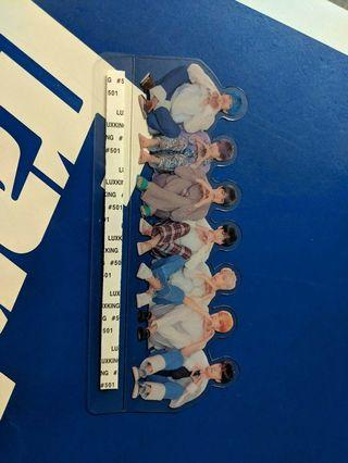 [WANT TO BUY] BTS persona clear image picket