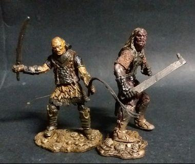 Lord of the Rings orcs leader