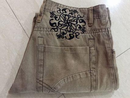 Jeans, Brown, Soda Brand, size 28-29!