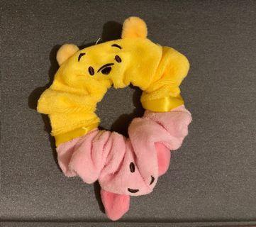 Winnie the Pooh & Piglet 橡筋