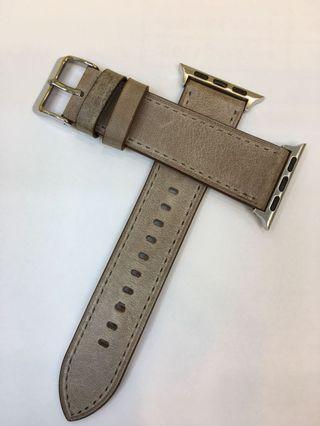 Apple Watch 灰啡色錶帶 38mm