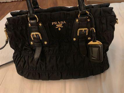 944f607e42ad prada gaufre | Accessories | Carousell Philippines