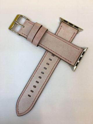 Apple Watch 錶帶 淺粉紅 38mm