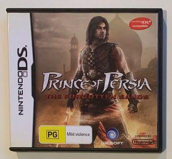 Nintendo DS Prince of Persia - The Forgotten Sands