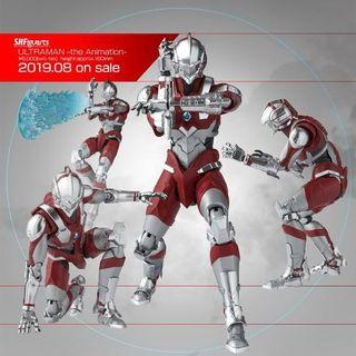 S.H.Figuarts Ultraman - the Animation -