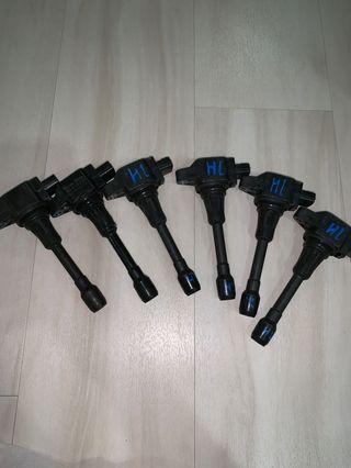 Nissan coils