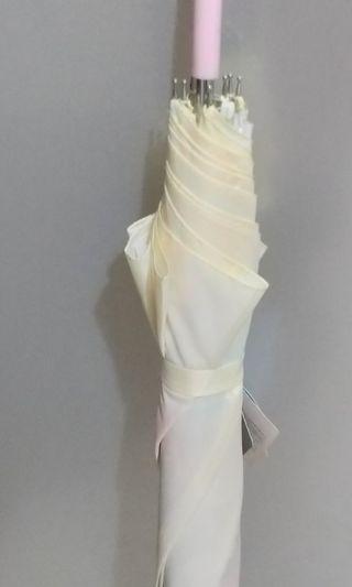 Disney 小魚仙雨傘60cm 。。。圖在傘內  ( 原裝日本購入) 99%新