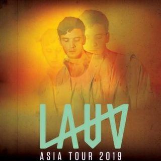 LAUV Asia Tour 2019