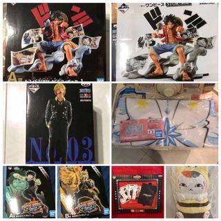 Ichiban kuji Prizes