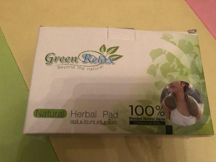 Natural Herbal Shoulder pad