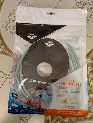 🚚 Arena Elite Hand Paddle (Black)