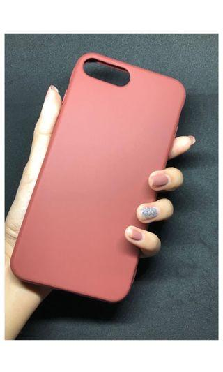 Case iPhone 7+/8+ softcase