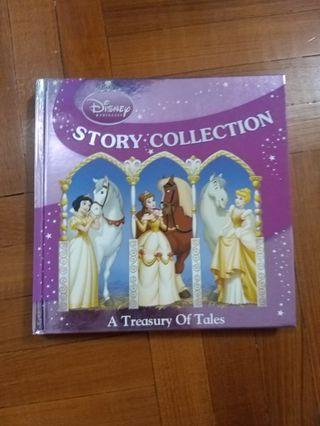 Story Collection of Disney Princesses