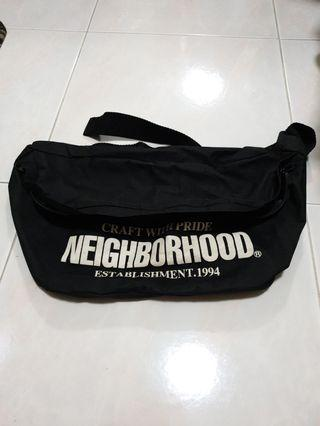Neighbourhood pouch (Magazine Bag) Authentic