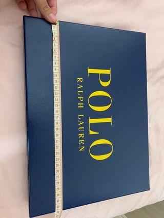 Polo Ralph Lauren Box