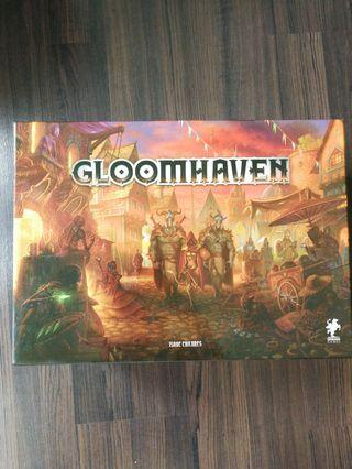 Gloomhaven Fourth Printing Board Game