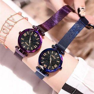Women luxury Rhinestone watches
