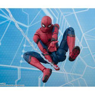 (訂貨) Bandai S.H.Figuarts/ SHF Spider Man (Spider-Man Far From Home)  蜘蛛俠(決戰千里)