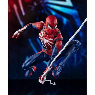(訂貨) S.H.Figuarts Spider Man Advance Suit (Marvel's Spider-Man) 蜘蛛網
