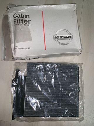 Nissan Cabin filter