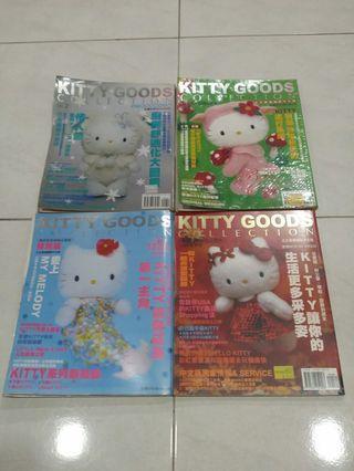 Kitty Magazine Set