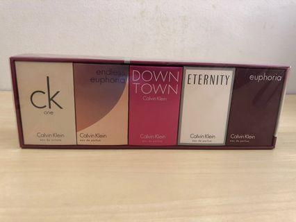 Calvin Klein Perfume Travel Collection