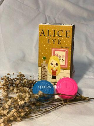 Alice eye soflens (brown)