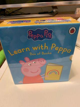 Peppa Pig 硬皮書 早教書