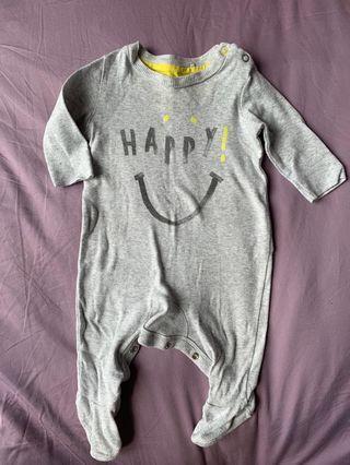 🚚 Mothercare Baby Sleepsuit