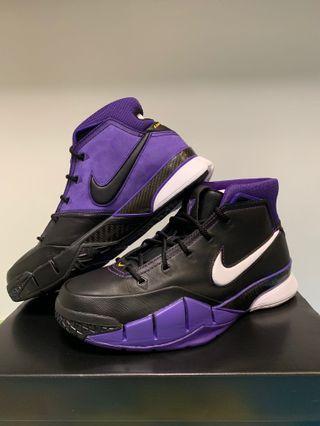 Nike Kobe 1 Protro US9