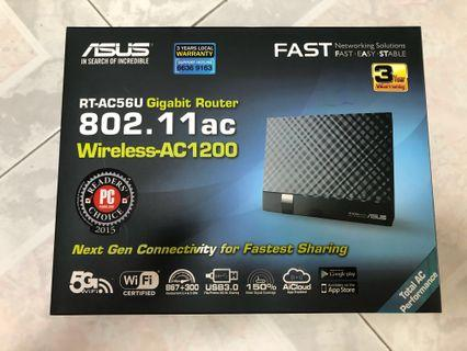 🚚 Asus Wireless Router AC-1200