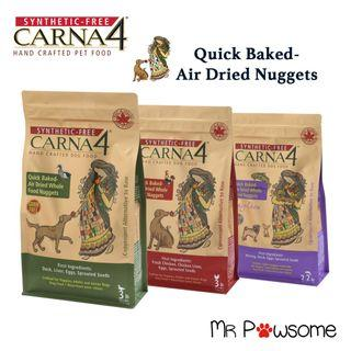 Carna4 Quick Baked Air Dried Dog Food