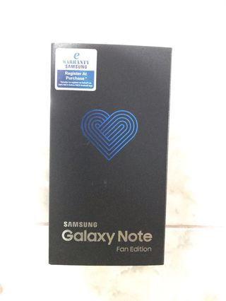 Samsung Galaxy Note FE 64GB