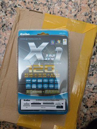🚚 Aibo 桌上型電腦 內接式讀卡機 ATM/SIM/M2/SD/MS/TF