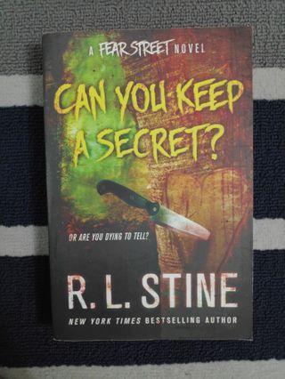 Can You Keep A Secret (English)