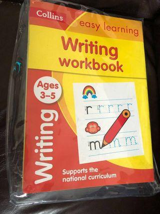 15 x Collins Easy Learning Books (English & Maths)