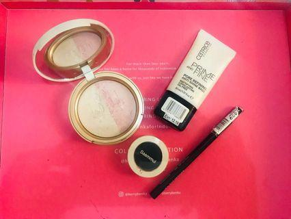 Paket 3 (preloved make up)
