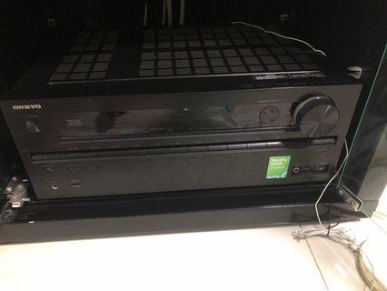 Onkyo TX NR609 receiver