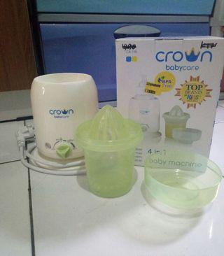 Bottle Warmer Pemanas ASIP Crown