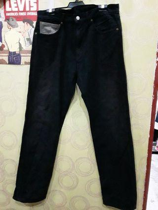 1950 Gallery black Selvedge jeans