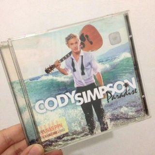 Cody Simpson Paradise Album