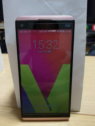 LG V20 港行雙卡64+4無維修,新淨無花。
