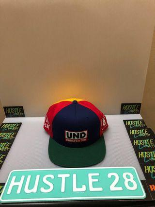 UNDEFEATED CAP SNAPBACK