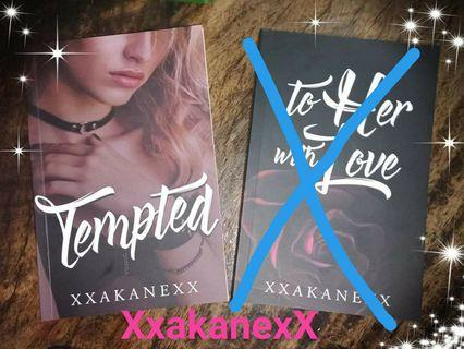 TEMPTED by xxakanexx akane wattpad