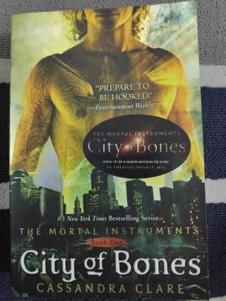 City Of Bones (English)